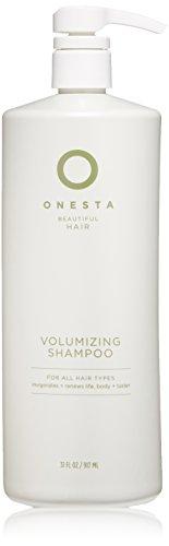 Onesta Hair Care Volumizing Shampoo, 31 oz.