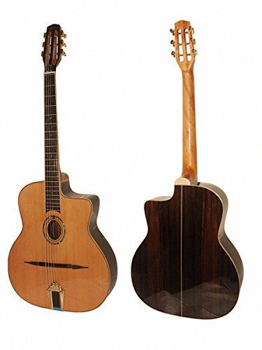 ADM JG751 Solid Gypsy Jazz Guitar
