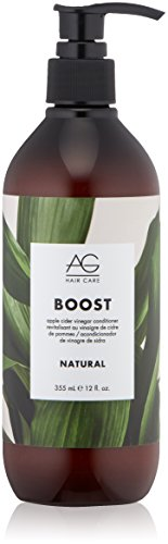 AG Hair Natural Boost Conditioner Apple Cider Vinegar Conditioner 12 fl. oz.
