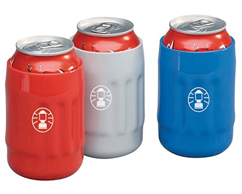 Coleman Insulated Can Holder, colors may vary