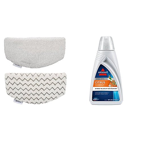 Bissell PowerFresh Steam Mop Pads (2 pk) with Fragrance
