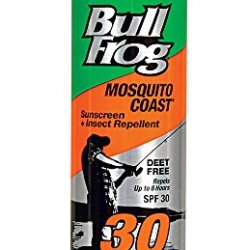 Bullfrog Mosquito Coast Sunscreen + Insect Repellent Continuous Spray SPF 30 6 Ounce