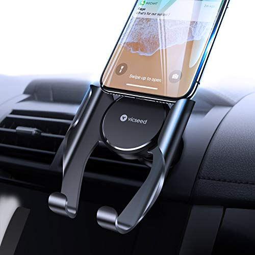 Car Phone Mount Vent Cell Phone Holder for Car, Handsfree Moblie Phone