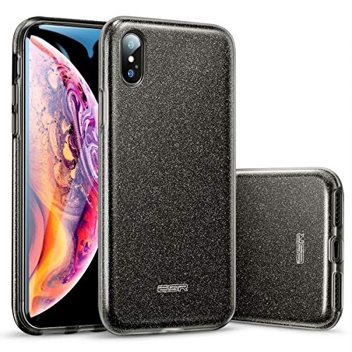 Case for iPhone Xs Max, Glitter Sparkle Bling Cover