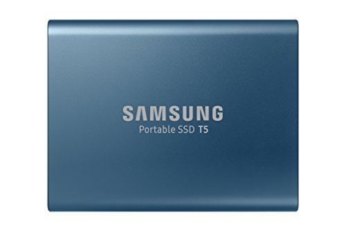 Samsung T5 Portable SSD - 500GB - USB 3.1 External SSD