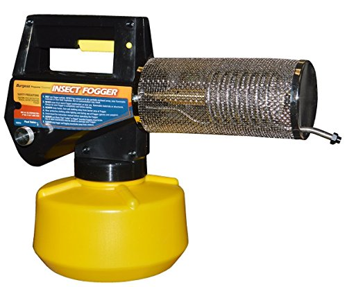 Burgess Propane Insect Fogger for Fast and Effective Mosquito Control in Your Yard