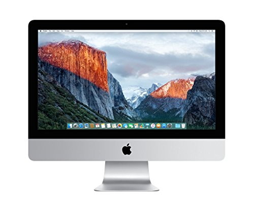 Apple iMac 21.5-Inch Desktop (Discontinued by Manufacturer)