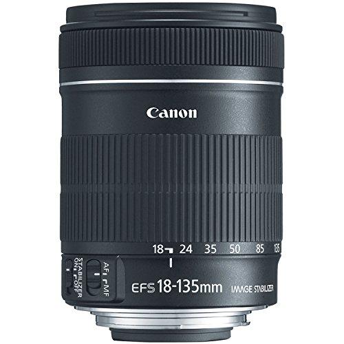 Standard Zoom Lens for Canon Digital SLR Cameras (New, White box)