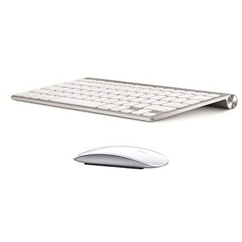 Apple Wireless Keyboard & Apple Magic Mouse Bundle