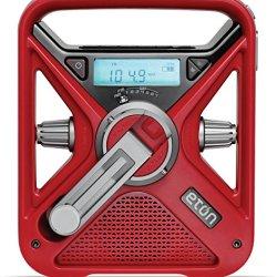 The American Red Cross Hand Crank NOAA AM / FM Weather Alert Radio