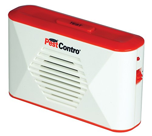 Pest Contro Control Portable Ultrasonic Rodent Repeller