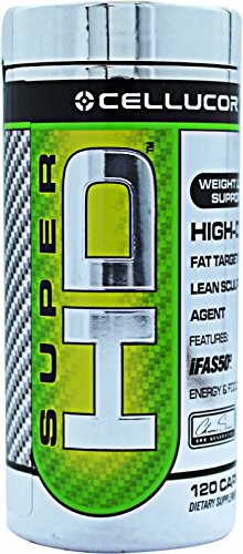 Cellucor Super HD Capsules, 120 Count Pack