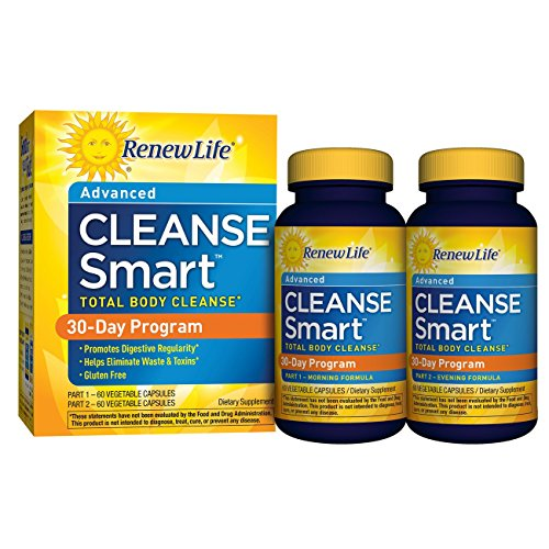 Renew Life - Cleanse Smart Total Body Cleanse
