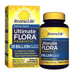 Renew Life - Ultimate Flora Probiotic Extra Care - 30 billion