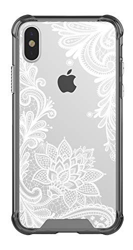 Case for iPhone XS,Case for iPhone X,CASY MALL Hybrid PC
