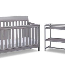 Delta Children Harbor 4-in-1 Convertible Baby Crib