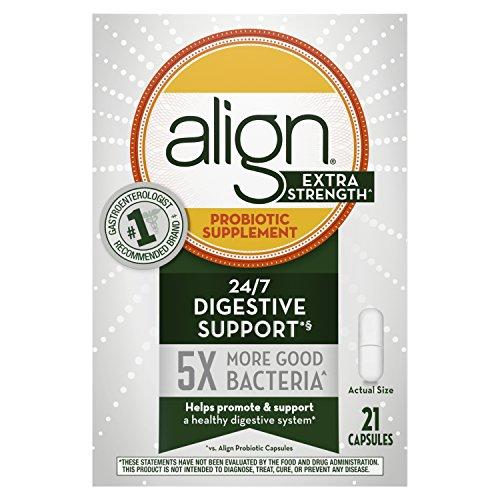 Daily Probiotic Supplement, 21 Capsules