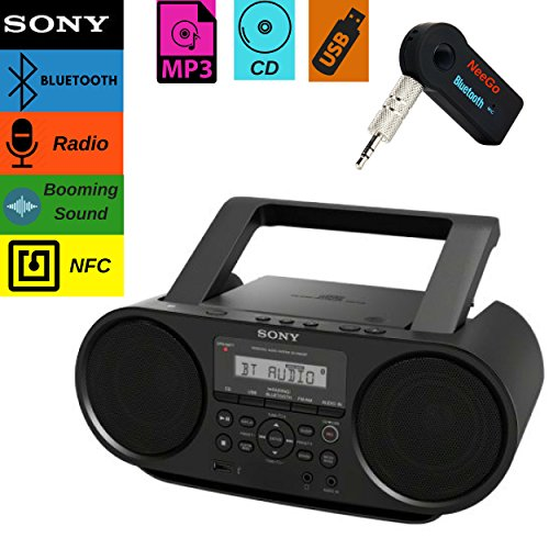 Portable Cd Player Stereo Sound System Bundle/Digital Tuner