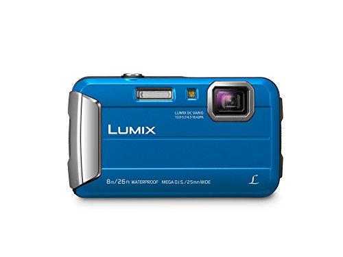Panasonic LUMIX Active Lifestyle Tough Camera (Blue)