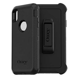 OtterBox DEFENDER SERIES Case for iPhone Xs Max - Retail Packaging - BLACK