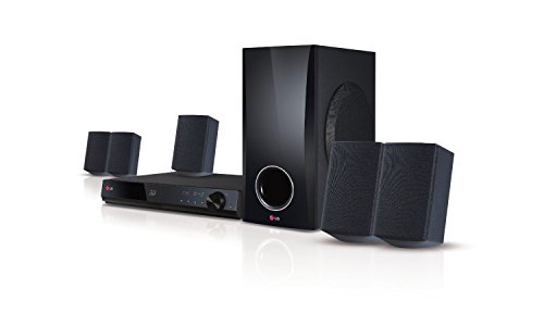 LG Electronics 500W Blu-Ray Home Theater System with Smart TV capability (Certified Refurbished)