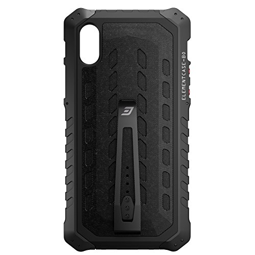 Element Case Black Ops for iPhone X/XS (Black)