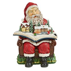 Christmas Decorations - Santa Claus Coming to Town Winter