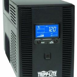 Tripp Lite 1500VA 900W UPS Battery Back Up, AVR