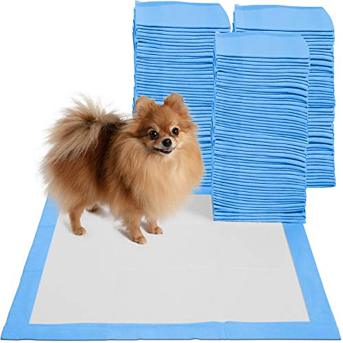 22 x 22 inch Pet Training Potty Pee Pads for Dogs and Cats