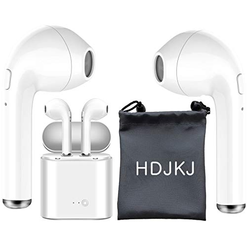 Wireless Headset, Stereo Bluetooth Headset with Charger