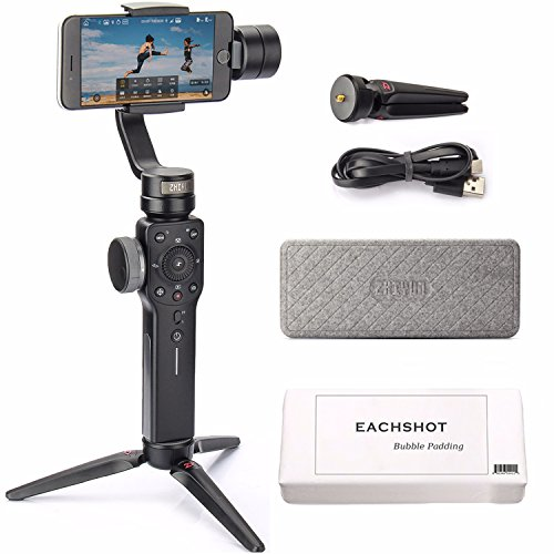 Axis Handheld Gimbal Stabilizer w/Focus Pull & Zoom for iPhone
