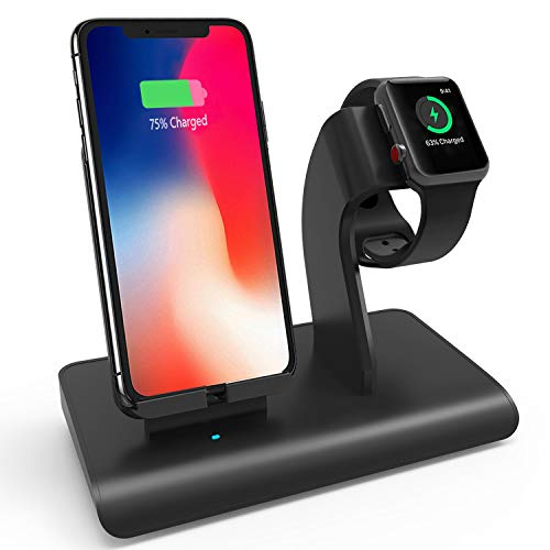 Wireless Charger Dock Station Holder Support XS