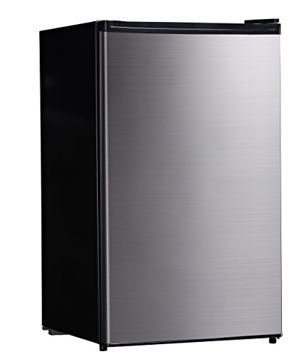 Midea Compact Single Reversible Door Refrigerator and Freezer