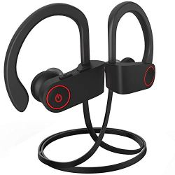 Bluetooth Headphones, Bluetooth Earbuds Best Wireless Sports Earphones
