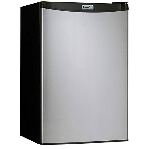 Danby 3 4.4 cu. ft. Compact Refrigerator, Steel
