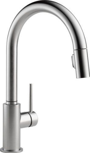 Delta Trinsic Single-Handle Kitchen Pull-Down Faucet