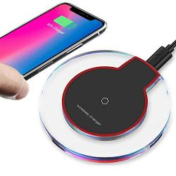 2019 Updated Version Wireless Charger