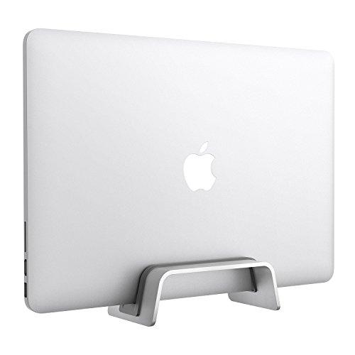Vertical Laptop Stand For Macbook Pro/Air, Desktop Space-saving