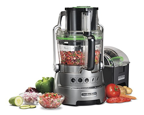 Hamilton Beach Professional Dicing Food Processor with 14-Cup