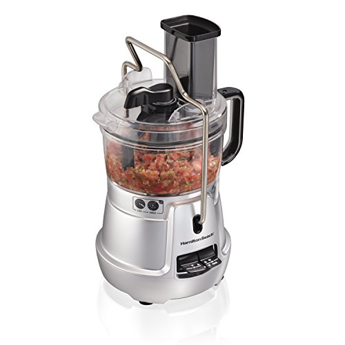 Hamilton Beach Stack & Snap Food Processor 8-Cup