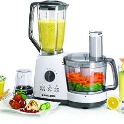Black & Decker Food Processor, 220 Volts