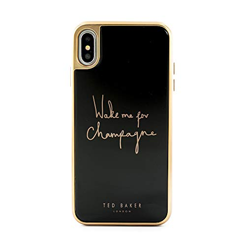 Ted Baker Fashion Scratch Resistant HD Glass Case for iPhone Xs Max