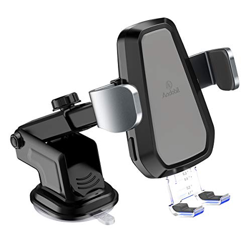 Phone Holder Air Vent & Dashboard Compatible with iPhone Xs