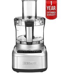 Cuisinart Elemental 8-Cup Food Processor, Silver