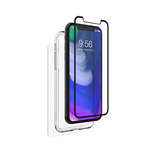 ZAGG InvisibleShield Glass+ 360 - Front + Back Screen Protection