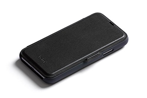 Bellroy Leather iPhone X Phone Wallet - Black