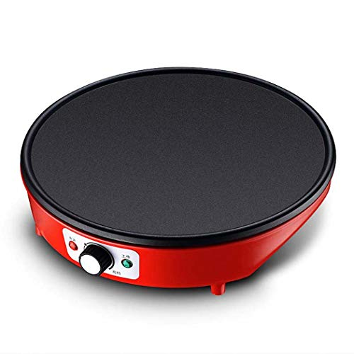 SIPENGFEI Professional 12-Inch Crepe Maker and Electric Griddle