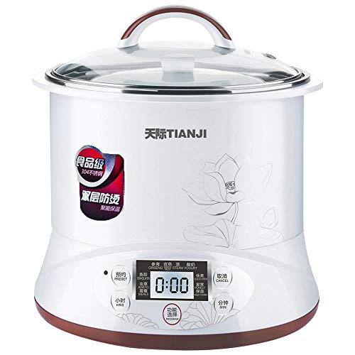 TONZE Healthy Smart 3 Ceramic Pot Electric Stew Pot