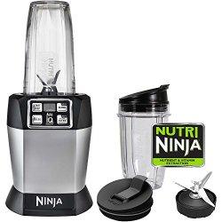 Nutri Ninja Auto-iQ 1000W Blender (Certified Refurbished)