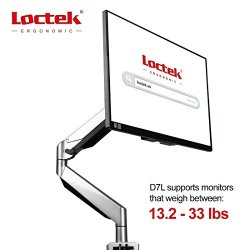 Loctek Monitor Mount Heavy Duty Gas Spring